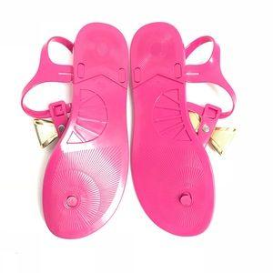 08a9aa95fa6 kate spade Shoes - Kate Spade New York Fab Bow Jelly Thong Sandal